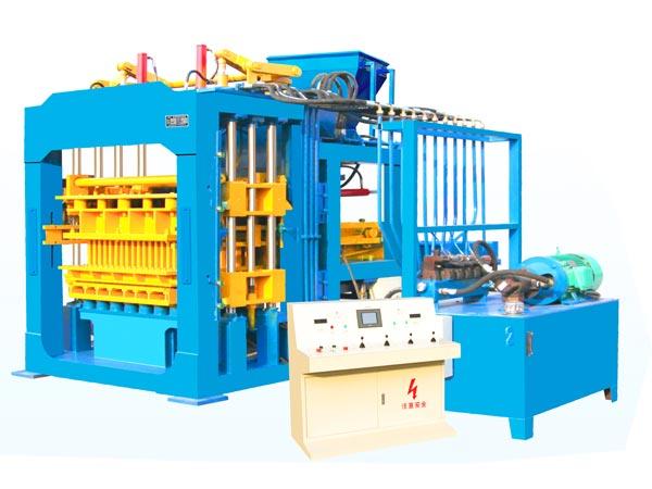 automatic cement brick machine