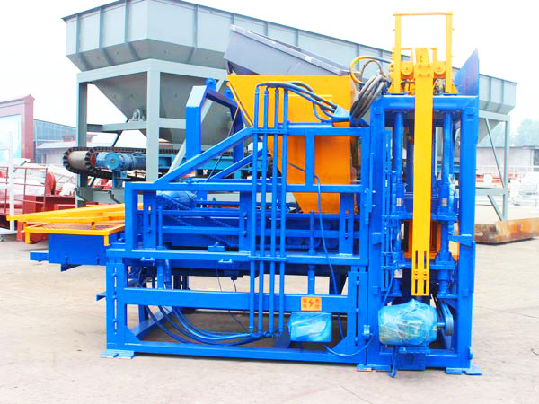QT3-15 fly ash bricks machine