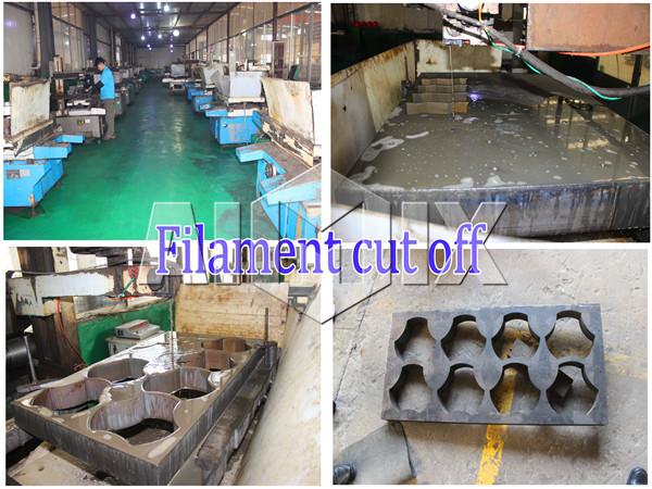 advanced technology of press brick machine