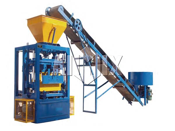 QT 4-24 solid brick making machine