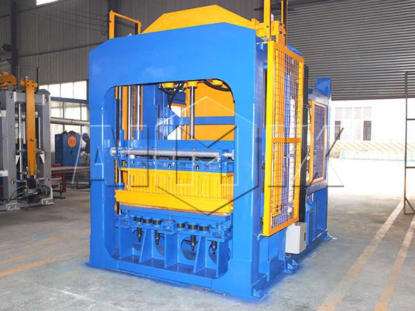 ABM-10S ash brick machine
