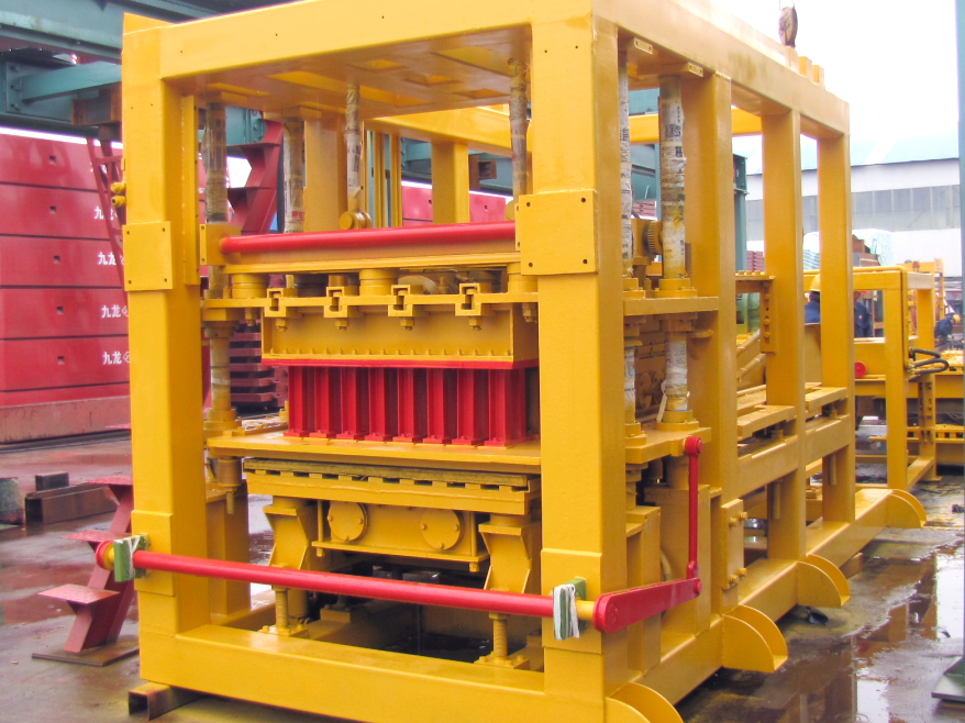 QT10-15 brick making machine manufacturers