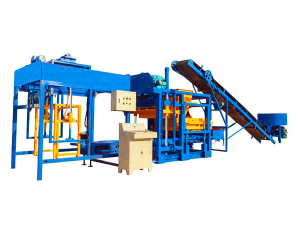 QT10-15 brick manufacturing machine