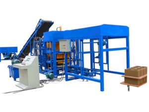 ABM-10S interlocking bricks making machine