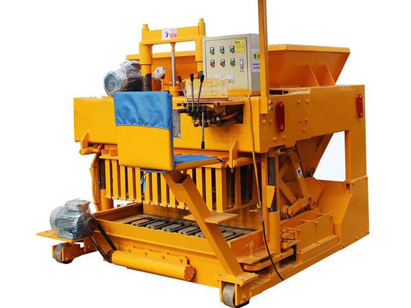 QT3-15 cement brick machine