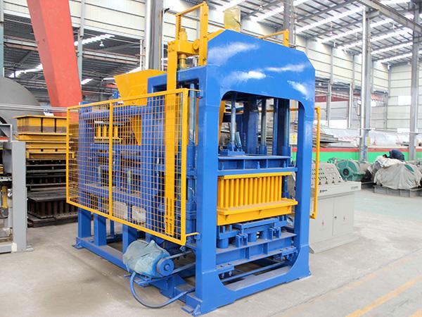 QT3-15 block machine