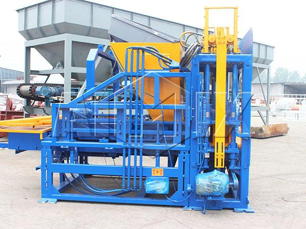 QT3-15 brick manufacturing machine
