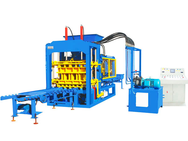 QT3-15 brick manufacturing machine