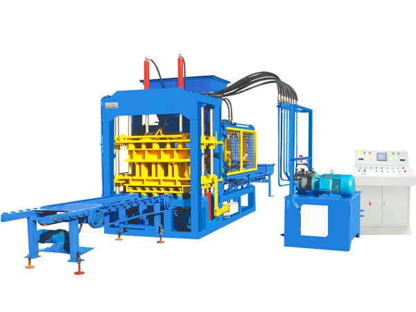 ABM-3S hydraulic block making machine