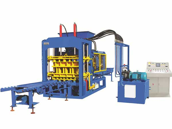 ABM-3S semi automatic brick maker