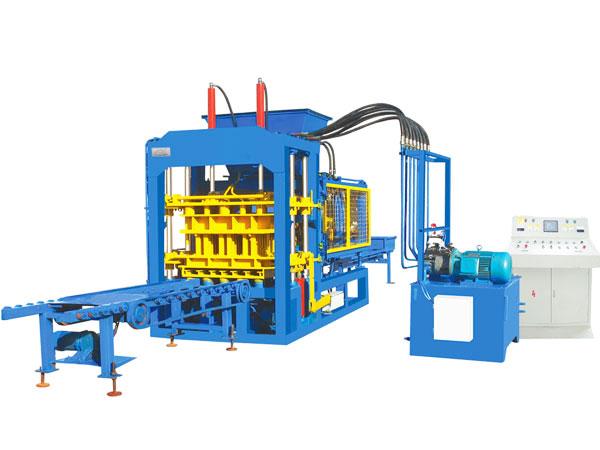 ABM-4SE sand brick machine