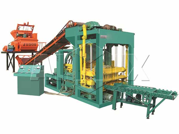 QT6-15 block machine for sale