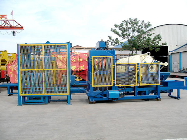 QT6-15 block making machine