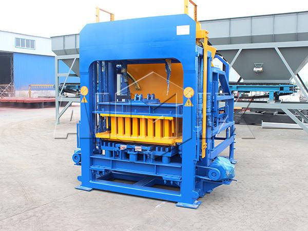 ABM-6S brick making machine price