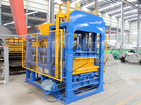ABM-6S cement bricks machine cost