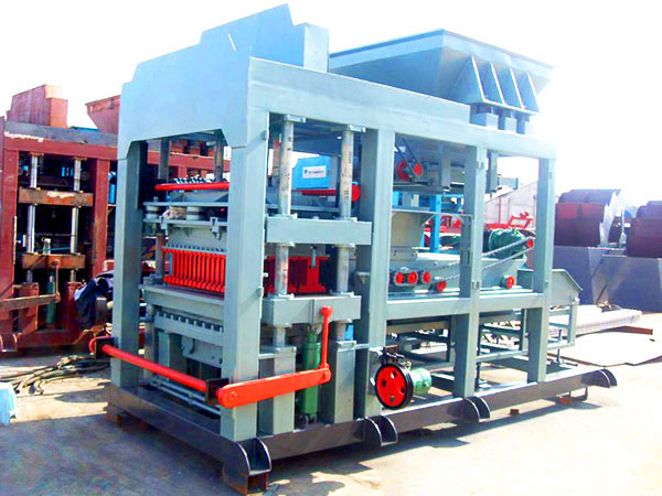 ABM-6S cement manufacturing machine