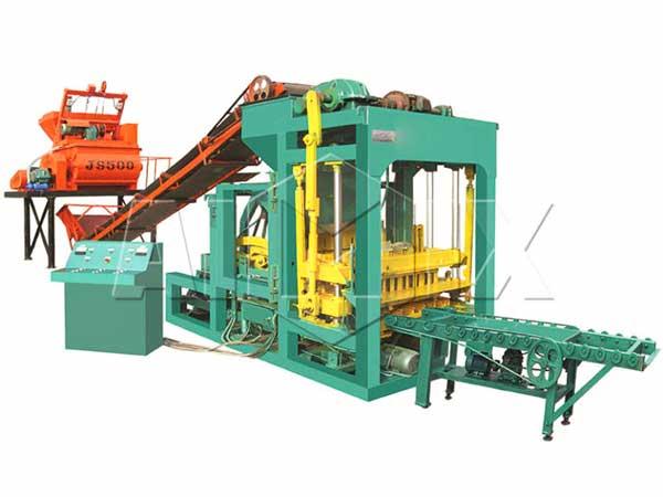 ABM-6S sand brick making machine