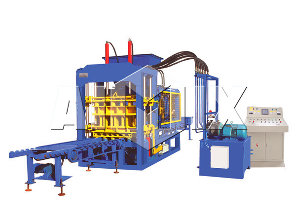 QT6-15 concrete block machine manufacturer