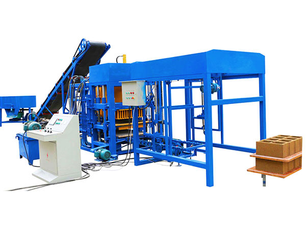 QT8-15 brick manufacturing machine