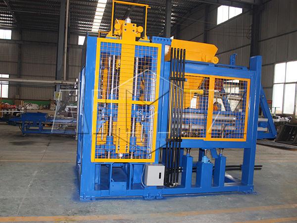 ABM-8S cement brick making machine