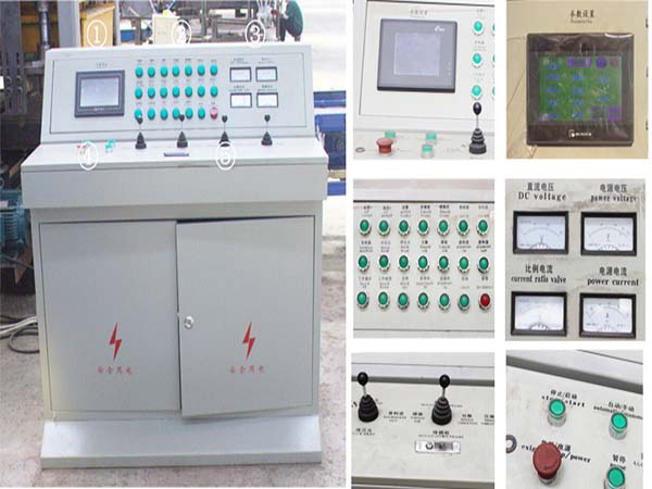 Perfect humanization electrical control system