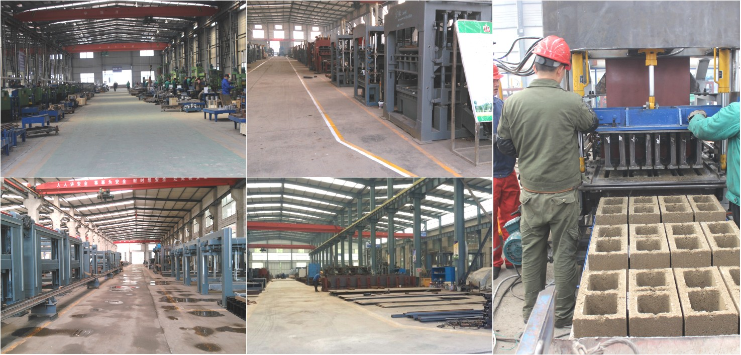 fully automatic fly ash brick machine manufacturer
