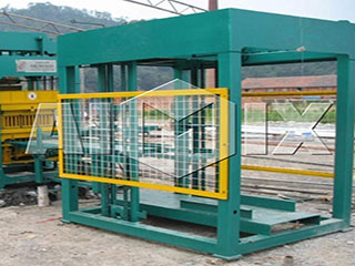 stacking system of machine