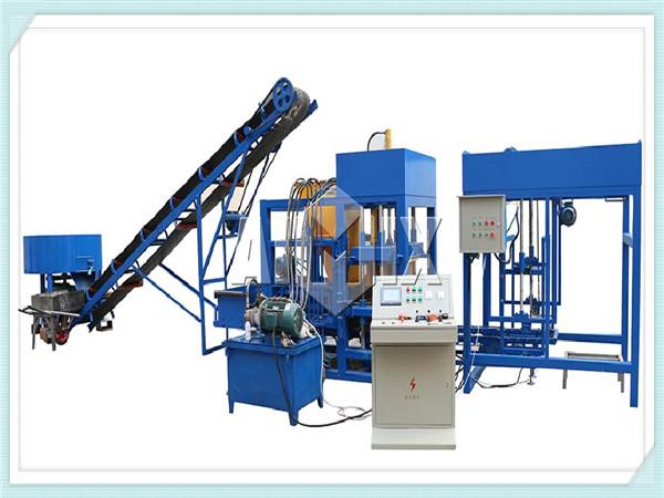 QT4-25 automatic block machine