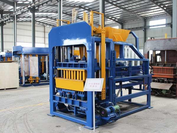 ABM-4S bricks manufacturing machine