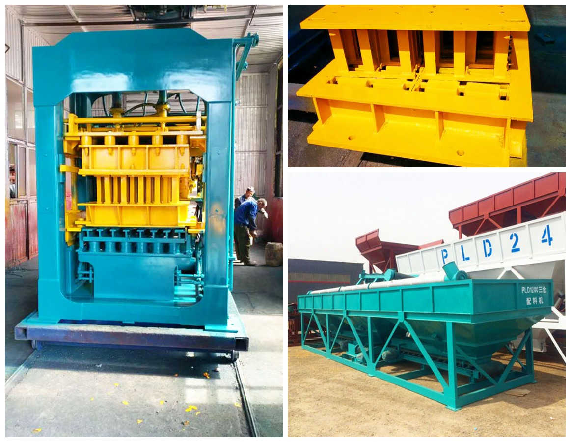 block making machine Australia