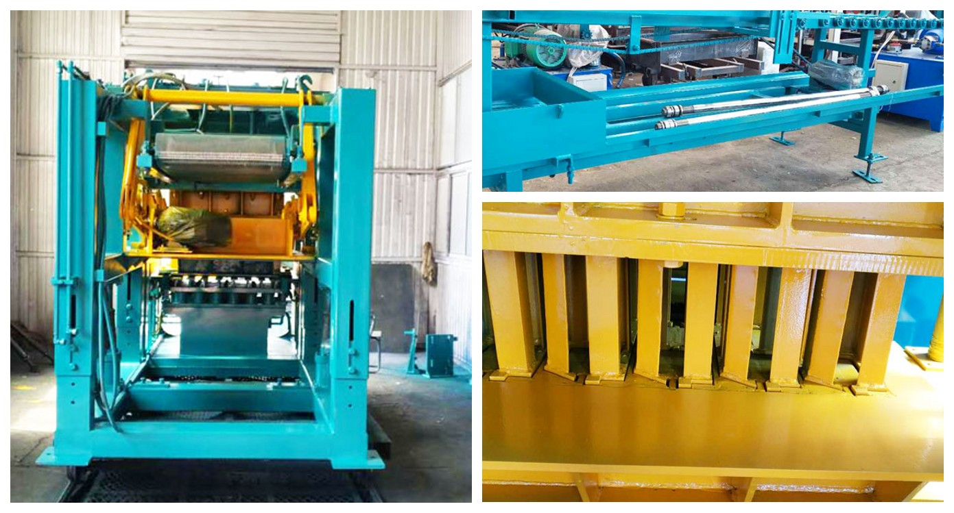 ABM-12S Small Brick Making Machine Sale To Australia