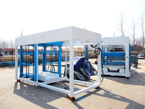 ABM-12S block making machine uk