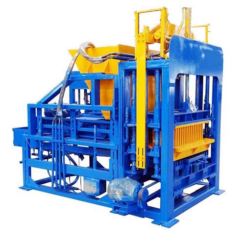 QT3-15 small brick making machine