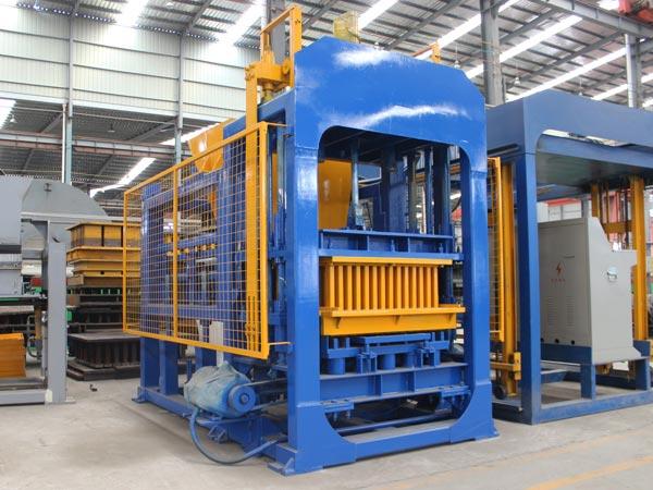 ABM-6S concrete block making machine uk