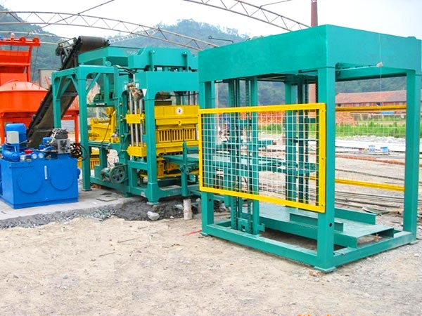 ABM-8S brick machine