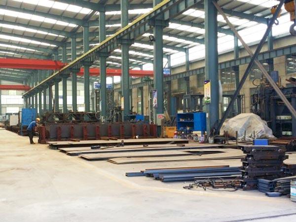 workshop of block machine