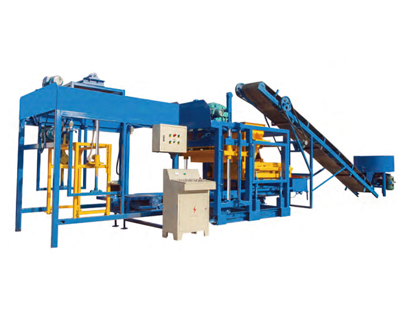 QT12-15 hollow block machine philippines