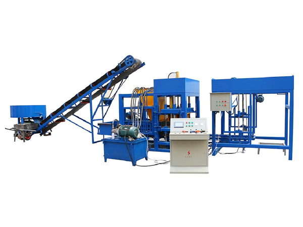 qt10-15 hollow block making machine for sale in philippines