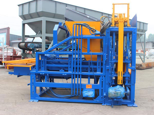 ABM-3S cement brick manufacturing machine