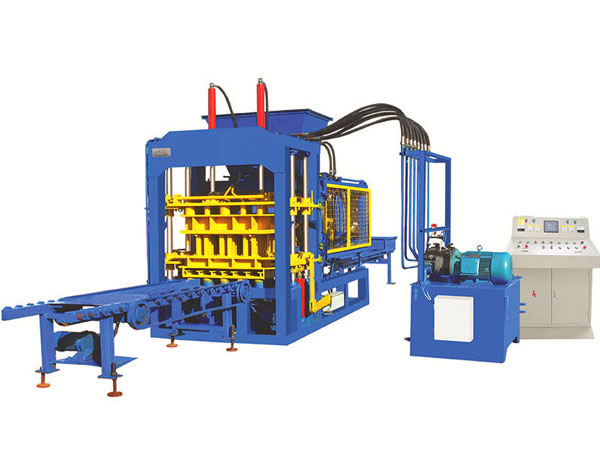 ABM-4SE cement block machine
