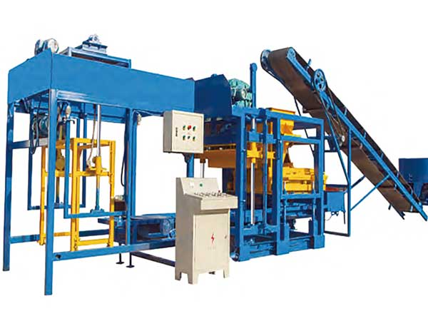 QT4-25 brick making machine for sale in zimbabwe