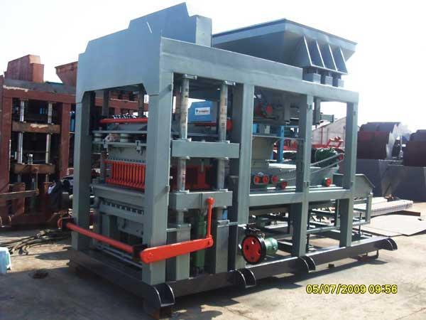ABM-6S brick moulding machines in zimbabwe