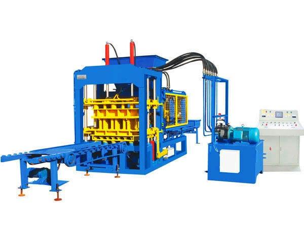 ABM-3S concrete block making machine sri lanka