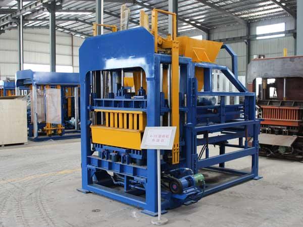 ABM-4S brick making machine philippines