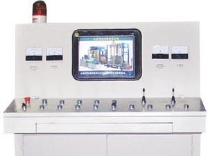 control system of concrete block machine