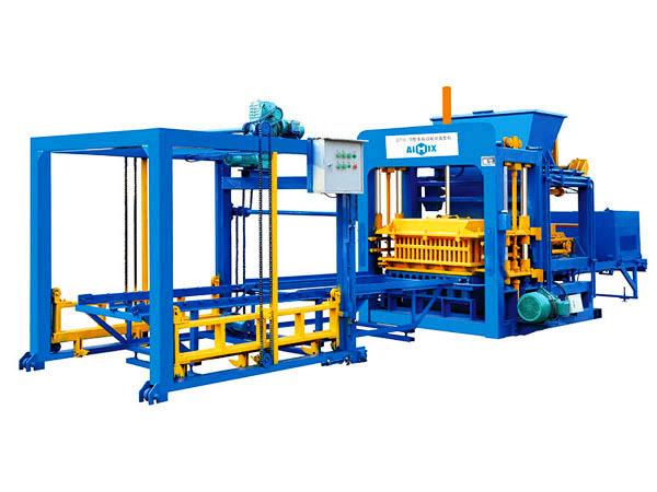 ABM-10S automatic brick machine uganda