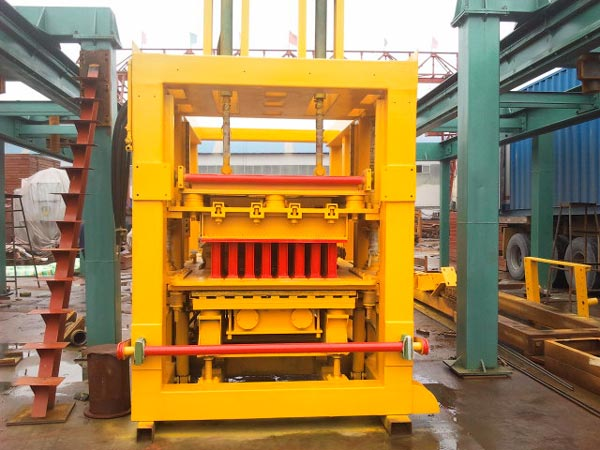 ABM-10S hollow block machine