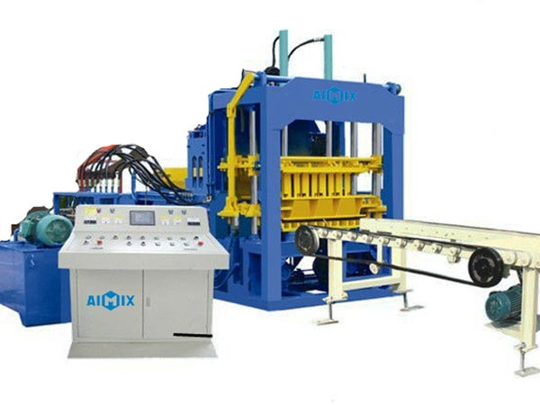 ABM-4S hollow blocks machine