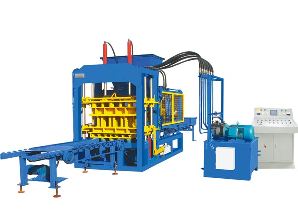 ABM-6S brick manufacturing machine