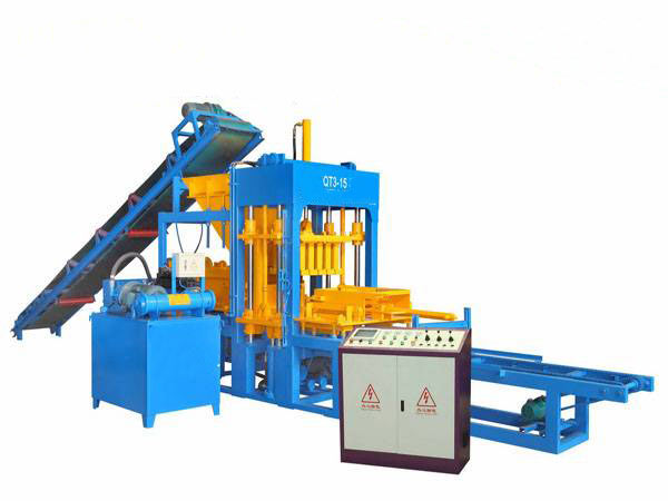 ABM-3S hydraform brick machine Kenya